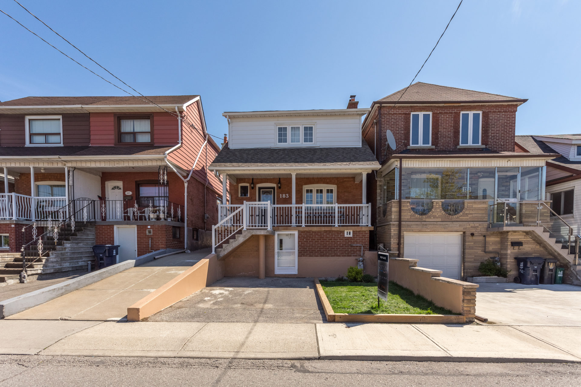 183 Blackthorn Avenue, Toronto