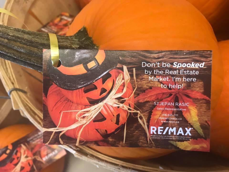 The Great Pumpkin Giveaway 2017