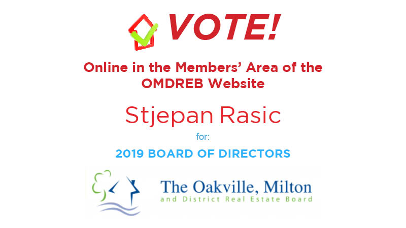 2019 OMDREB Elections – Call to VOTE!