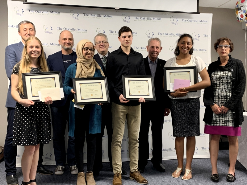 2019 OMDREB Educational Scholarship Awards